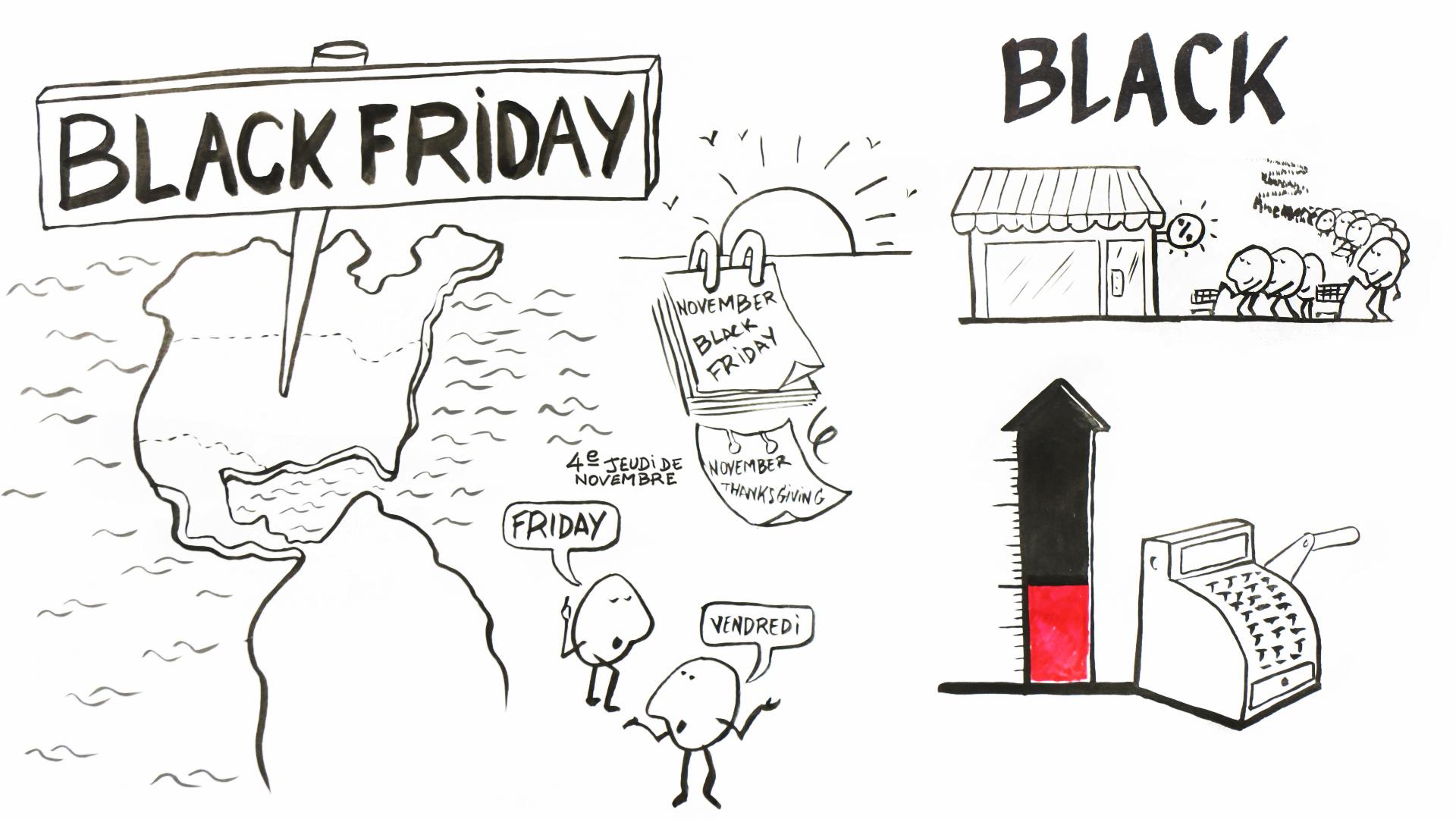 """""""Expliquez-nous Le Black Friday"""""""