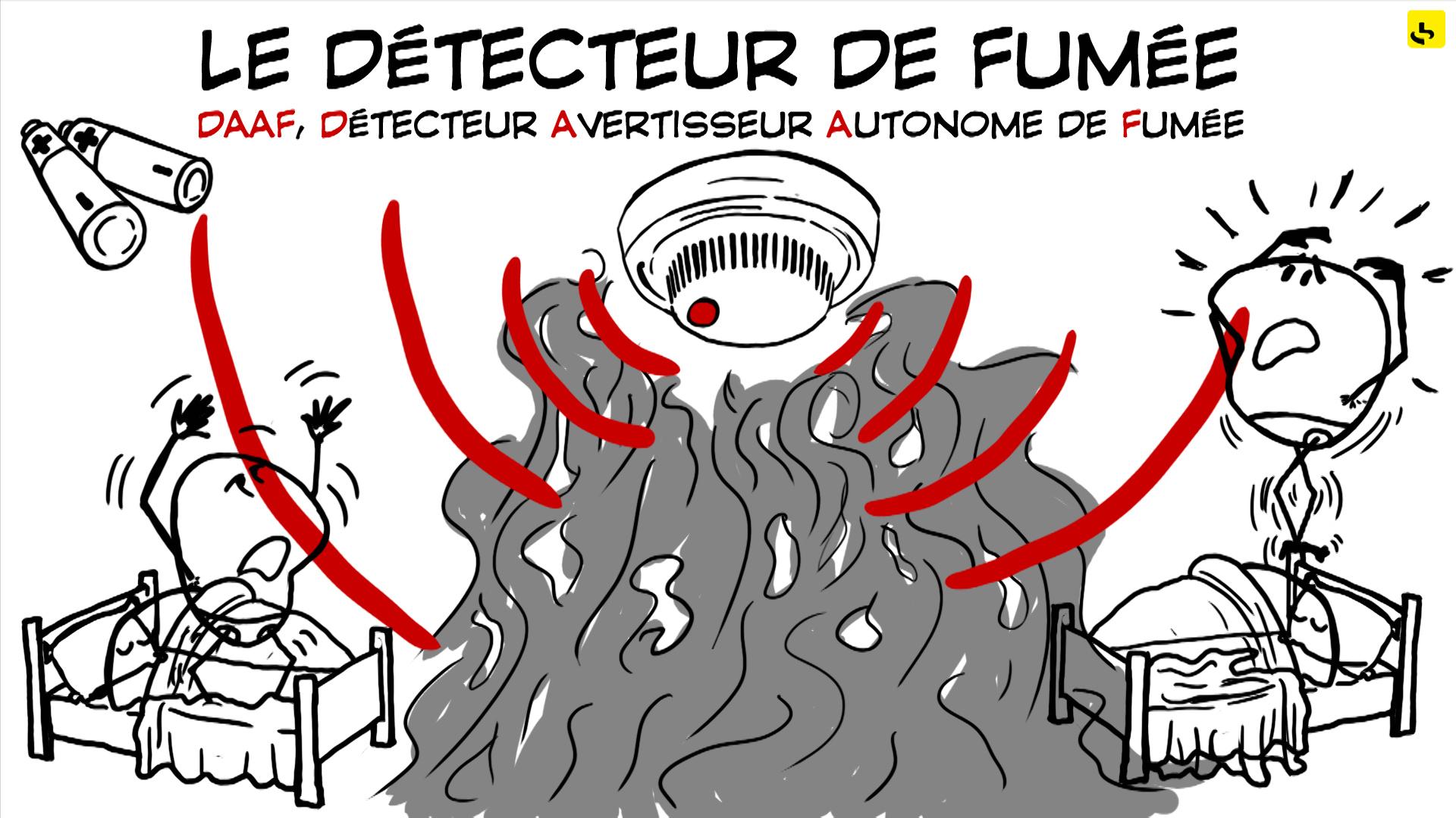 """""""Expliquez-nous"""" de France info – Le détecteur de fumée. Expliquez-nous, c'est une chronique de France Info par Gérald Roux. """"Expliquez-nous"""" de France info – Les groupes d'amitié parlementaires"""" a fait l'objet d'une mise en images par Stéphane Carteron. Retrouvez plus de vidéos sur http://franceinfo.fr/expliquez-nous"""