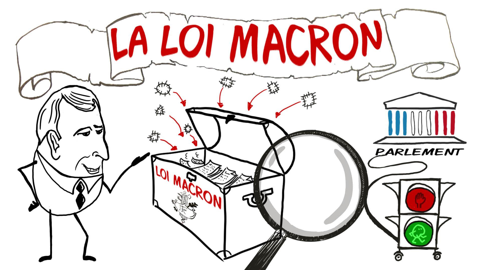 Expliquez-nous... La loi Macron