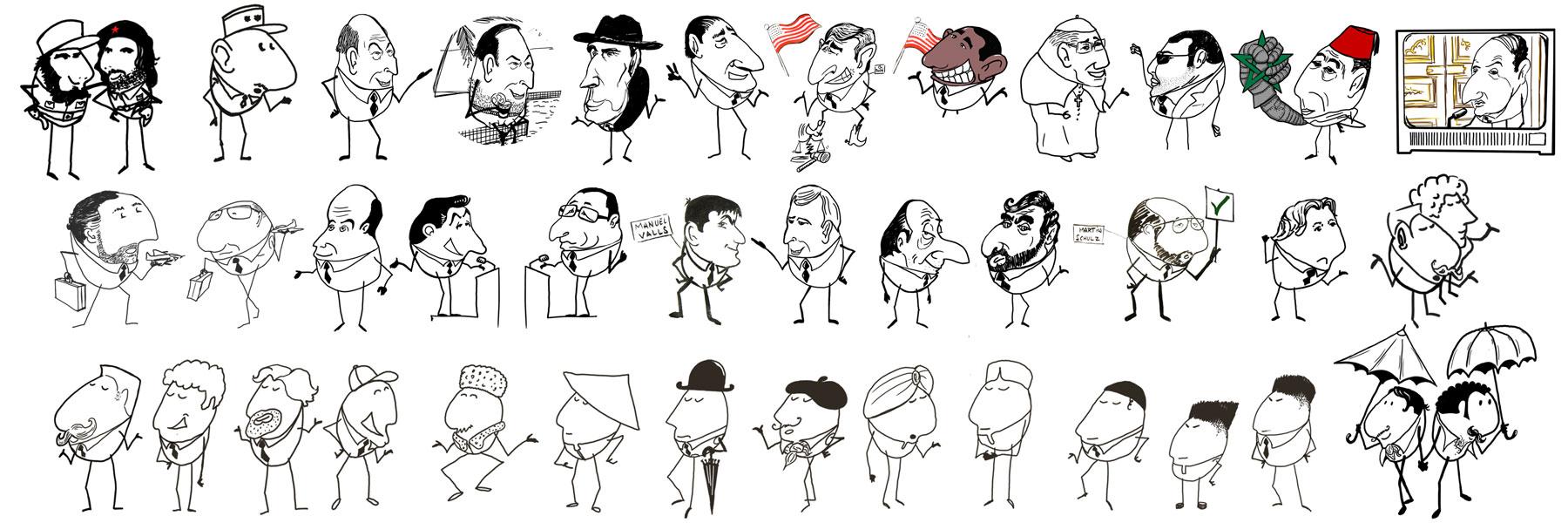 """création d'une animation hebdomadaire pour le web site du programme """"Expliquez-nous"""" de France info"""
