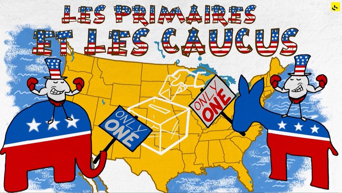 Les primaires et les caucus, aux Etats-Unis, comment ça marche ?