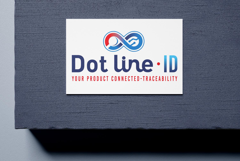 création du logo dotline-id
